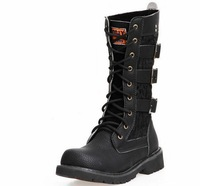 2014 men new  fashion martin boots free shipping
