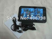 free shipping,7 inch capacitive touch panel,VM8850 1.5GMHz,Android 4.0,FLASH11.0,Camera,latest umpc