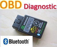 NEW HH OBD MINI Version Scan Bluetooth Advanced OBD Scan Tool Wireless Diagnostic Tool For Audi VW FREE SHIPPING