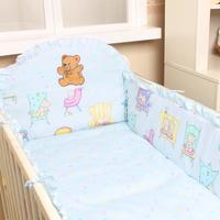 Royal bear series bed around baby bedding dl601