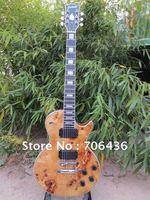 special wholesale Firebird electric guitar around the rotten wood grain veneer wood color OEM  Gift shoulder bag