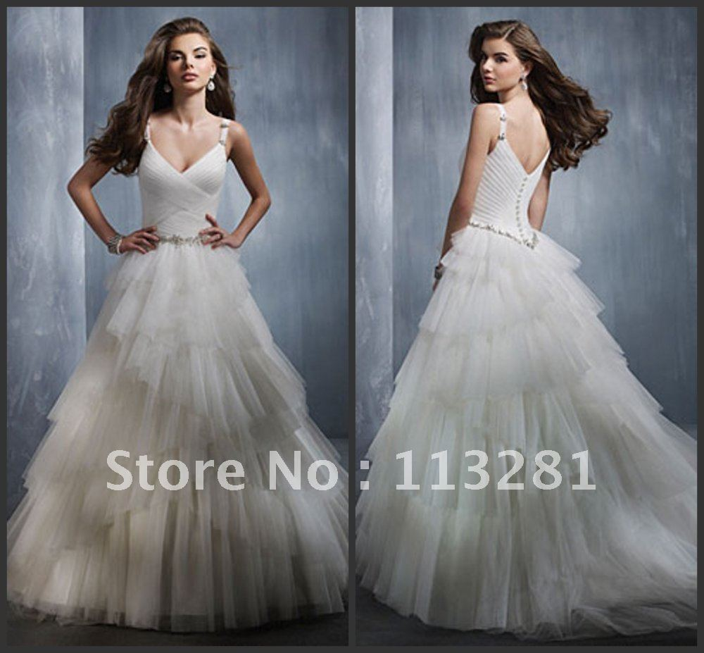Hot Selling Ball Gown Pageant Trains Princess Fashion Skirt Beads Elegant Discount Cheap Wedding Part Ebay Dress 2013 Customes(China (Mainland))