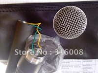 black boxed  TOP quality Wired microphone drop shipping sm* 58-lc new boxed ktv  10pcs / a lot