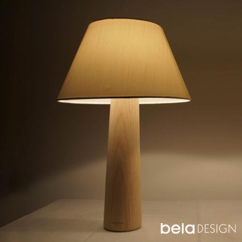Beladesign log series original design table lamp bed-lighting man(China (Mainland))