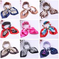 Free shipping! Small facecloth silk scarf silk scarf clothing accessories silk scarf
