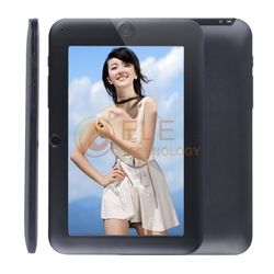 7 Inch Android 4.0 Action ATM7013 512M 4GB 1080P multi touch HDMI WIFI Camera Android Market Tablet PC(China (Mainland))