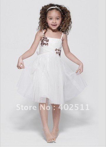 2013 year Ivory English Net spaghetti strap dress(China (Mainland))