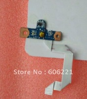 Free shipping !! Power Button Board w/Ribbon Part For HP Pavilion G4-1000  G6-1000  G7-1000