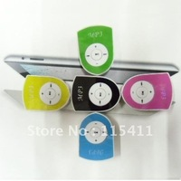 Mini Clip MP3 Player Shield shape Mini Music Players Support 5 Colors FreeShiping M071 Sample Listing