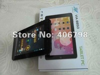 free shipping,7 inch capacitive touch panel,VM8850 1.5GMHz,Android 4.0,FLASH11.0,Camera,mini laptop