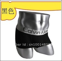 Newest /Wholesale  men's casual cotton underwear Boxers Briefs mix order with bag free shipping by china post ^_^