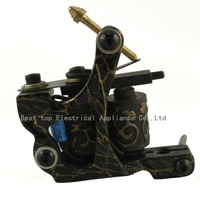 Free Shipping Tattoo Machine Gun Hot Hand Made Tattoo Machine HT-092