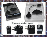 4 pcs/lots Interphone Motorcycle Helmet Intercom Bluetooth A2DP Handfree Profile Headset 150m by free