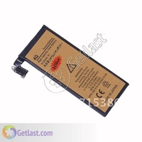 GOLD 2430MAH HIGH CAPACITY REPLACEMENT BATTERY FOR IPHONE 4G 2PCS/LOT