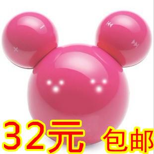 Fashion MICKEY mp3 player 6 9 10 ultra long standby(China (Mainland))