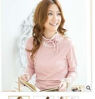 Женский пуловер New hot-sale polypropylene knitted women's sweater&fashion lady sweater