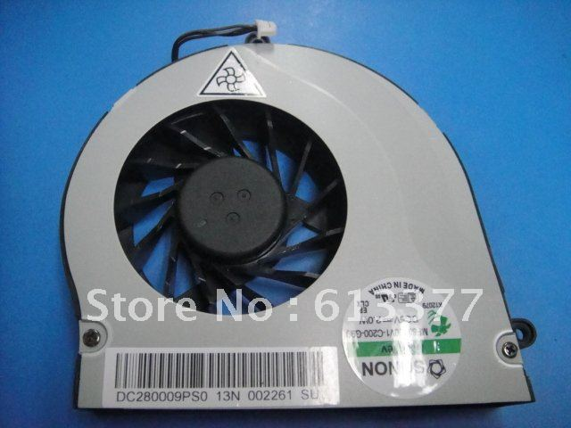 Free Shipping New Laptop CPU Cooler For ACER 7750 MF60120V1-C200-G99 DC5V 2.0W(China (Mainland))