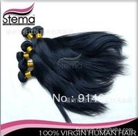 virgin hair straight roll   hair extension  curly weave