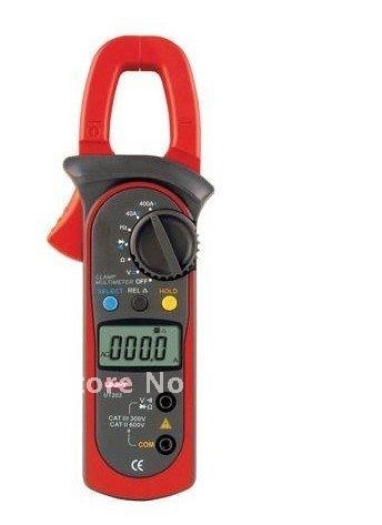 Токоизмерительные клещи UNI-T UNI/t UT203 UT 203 DMM DC 400 токовые клещи uni t ut204a