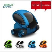 Genniue RC Desk pets Tankbot, phone control tank robot with light and sound, USB charge, funny rc toy gift + free shipping