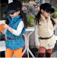 Free Shipping Boys Jacket Coat Winter PU Fleece Waterproof Black Brown Khaki Kids Thick Clothes Children Clothing Outerwear