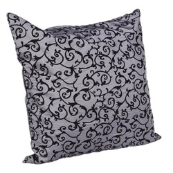 Black Vines On Grey Backing Hugging Pillow Case Throw Pillow Case Cushion Cover Pillow Slip Free Shipping(China (Mainland))