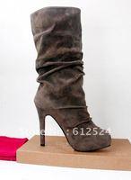Женские ботинки over