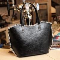 2014 promotion special offer silt pocket medium(30-50cm) cell phone pocket women  fashion woven shoulder bag female bags