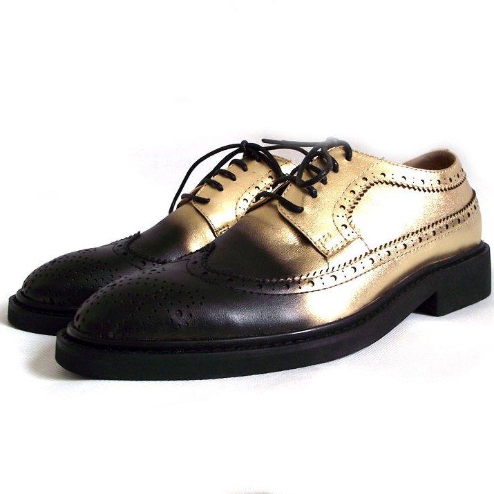 black men's dress shoes size 15