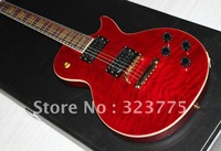 best Musical Instruments 20 12 red stripes solid electric guitar