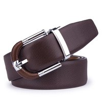 Strap male genuine leather male strap pin buckle belt pure genuine leather belt