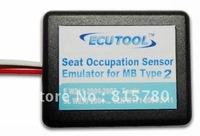Wholesale 5pcs/lot Seat Occupancy Occupation Sensor SRS Emulator for Mercedes-Benz Type 2(W211,W230,W171)- free shipping