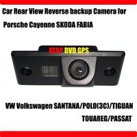 Car Rear Camera Reverse backup Camera for PORSCHE CAYENNE VW Volkswagen SKODA FABIA/SANTANA/POLO(3C)/TIGUAN/TOUAREG/PASSAT