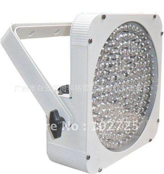 2012 NEW 200pcs*F10M  RGBW  LED par can disco light
