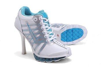 free shipping womens  sports  heel shoes 2012 new stripe orders  women's   white/light-blue