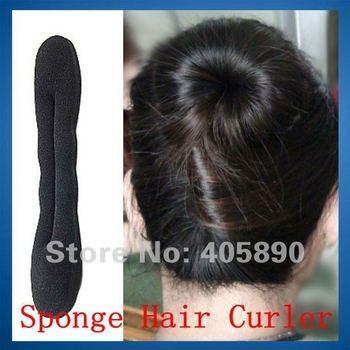 Simple Bun Magic Hair Curler Sponge Hair Roller