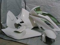 [Vic] Bike Motorcycle track race fairing kit for Yamah R6 2006-2007
