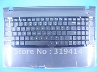 For Samsung 300E 300E5A Palmrest w/ Keyboard & Speakers BA75-03502A BA59-03182A (US)