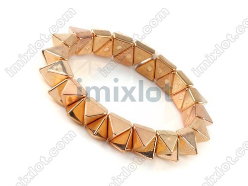 Hot Sale! Europe Fashion New Main Punk Rock Elastic Gothic Stud Bangle Bracelet Wristband 10PCS(China (Mainland))