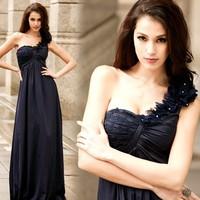 Fashion lace bust formal dress 118573