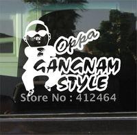 OPPA GANGNAM STYLE - PSY VINYL DECAL (ss-1207)