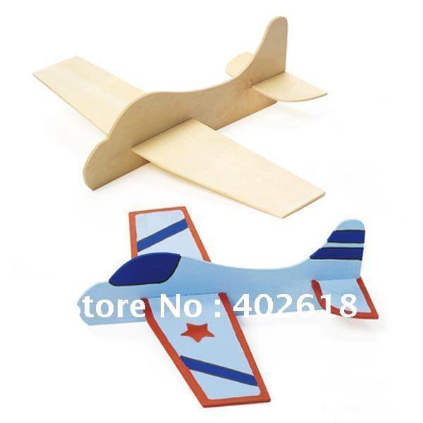 Home Plane Drawing Free Shipping--4pcs/set Plane