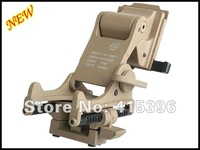 Rhino night vision NVG arms mount for OPS-CORE Helmet (TAN) - Free shipping