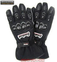 The real thing tanks Tanked electric motorcycle gloves 100% waterproof warm winter necessary gloves