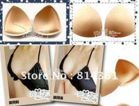 Best selling!!Bra pad breast pad bra insert cushion swimwear chest pad Free Shipping 5pairs/lot