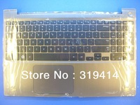 For Samsung NP 700Z5B Palmrest Touchpad w/Keyboard BA75-03459A (US layout)
