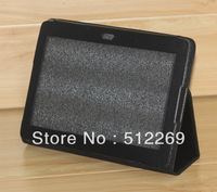 Folio PU Leather Case For Sony Xperia S 9.4 inch Tablet PC 20pcs/lot + Fast Shipping