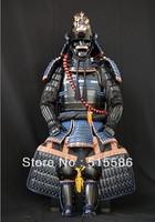 Art Japanese Samurai suit of Buddha beads Armor wearable  Armor Protective Gear
