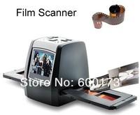 """5MP Digital Film Scanner Converter 35mm USB LCD Slide Negative Photo Scanner 2.36"""" TFT 10 Bits"""
