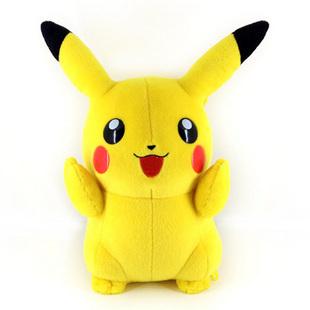 Tomy pokemon pikachu doll intelligent luminous free air mail